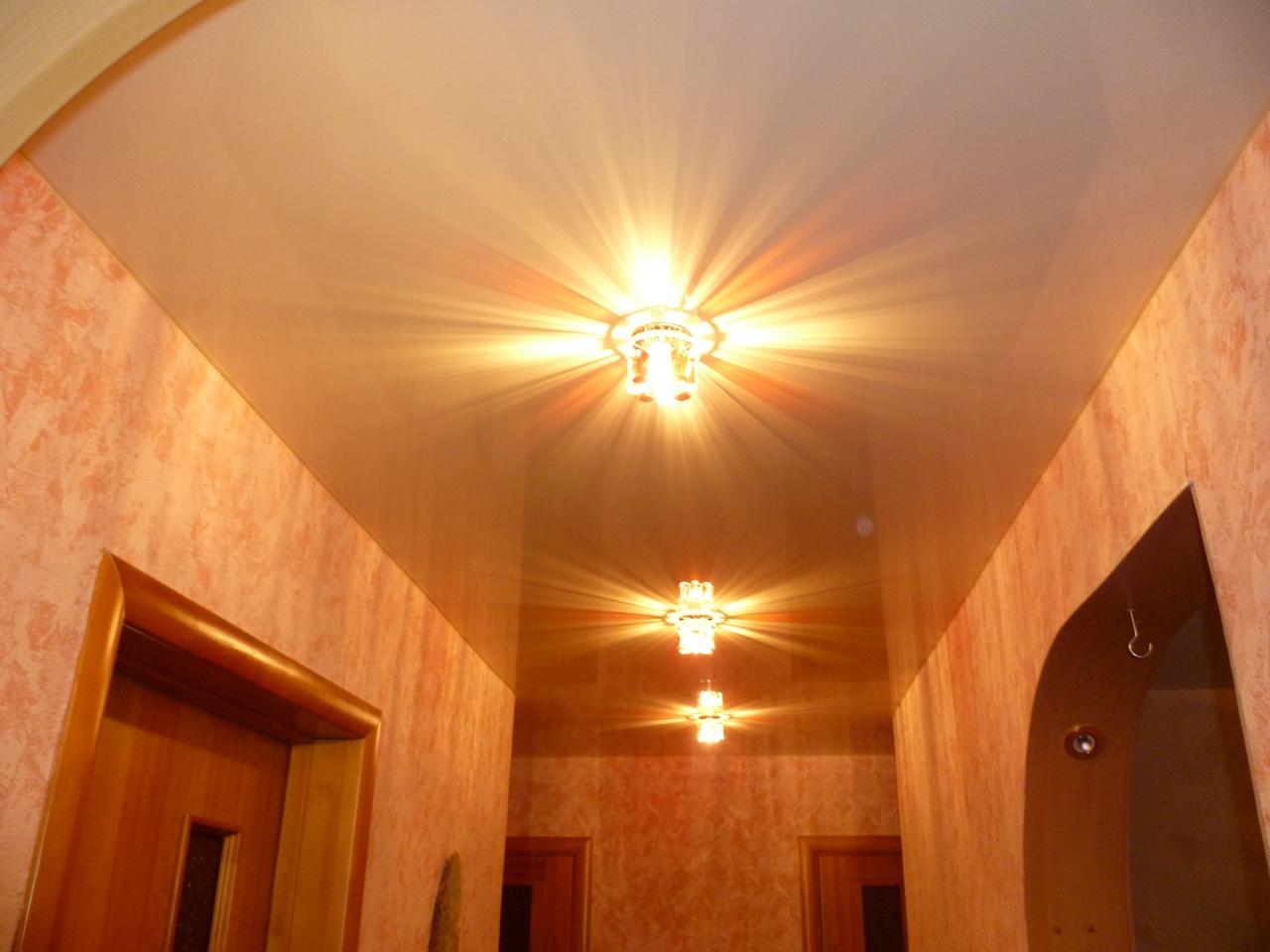 Потолок в хрущевке фото